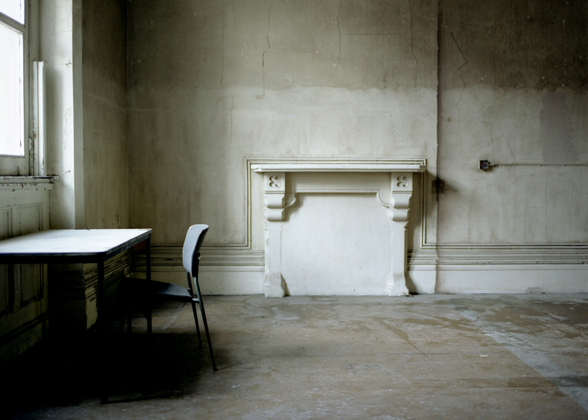 Grand Hotel, St Pancras, Untitled 3, 2006