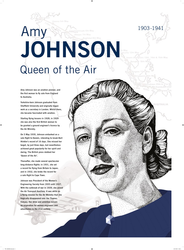 Amy Johnson Final Artwork