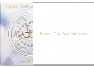 Savoy | The Restoration Book